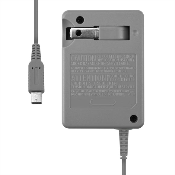 Nintendo New 3DS Universal 100-240v AC Adapter US Plug