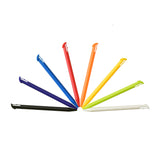 Nintendo New 3DS Set of 8 Multi Color Plastic Touch Screen Pen