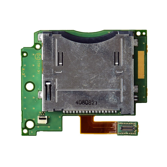 Nintendo New 3DS Slot 1 Card Socket with Flex Cable