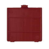 Nintendo Gameboy Battery Cover Door Red