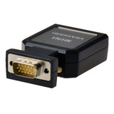 HDMI Female to VGA Male Video Adapter Cable Converter 1080P