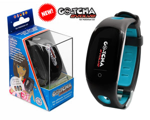 Datel Go-Tcha Evolve LED Touch Smartwatch for Pokemon Go - Blue