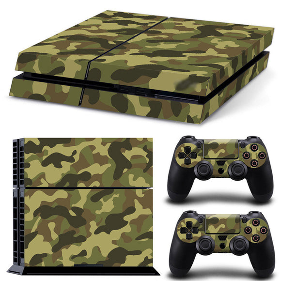 Pattern Series Decals Skin Vinyl Sticker Camouflage v2