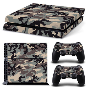 Pattern Series Decals Skin Vinyl Sticker Urban Camouflage v2