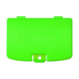 Nintendo Gameboy Battery Cover Door for Lime Green