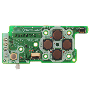 nintendo dsi parts on off power switch circuit board pcb shophappily rh shophappily com circuit board parts catalog circuit board parts learning