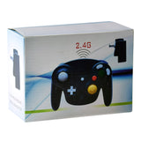2.4G Wireless Controller for Gamecube Violet