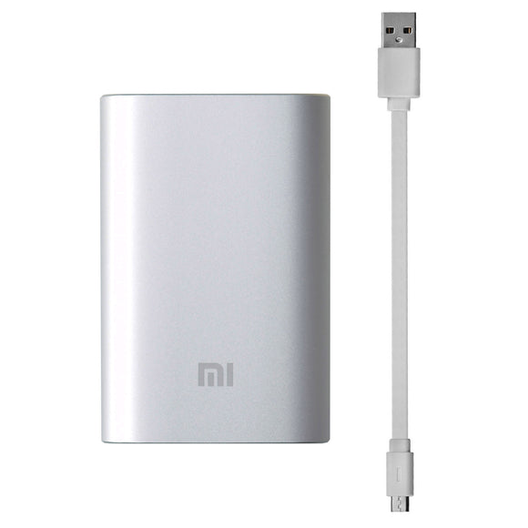 Xiaomi Power Bank 10000mAh Silver