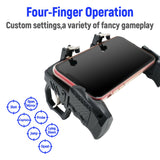 Highly Sensitive PUBG Trigger K21 for PUBG Mobile Controller for Fortnite joystick Gamepad for iPhone for Android phone