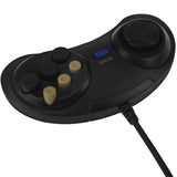 Sega Wired Classic Controller Black