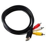 AV RCA Cable Lead Cord Composite