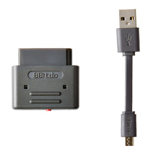 Nintendo SNES SFC 8Bitdo Retro Wireless Controller Receiver
