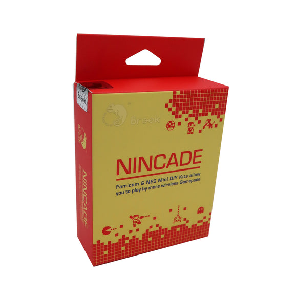 NES Nintendo Classic Brook Nincade Diy Kit
