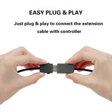 2 x 3M Controller Extension Cable for Nintendo Classic Edition (NES Mini)
