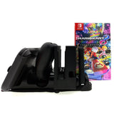 Nintendo Switch Multi-Function Charging Stand 6 Pcs Game Storage Pro Controller Dock