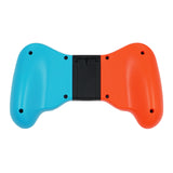 Retractable Handle Grip with Stand for Nintendo Switch & Switch Lite - Red & Blue
