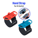 IPLAY Adjustable Hand Strap Wristband for Nintendo Switch for Joy Con Controller Holder for Just Dance