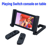 For Nintendo Switch Console Adjustable Smart Stand Car Mount Holder & Table Stand