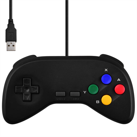 USB Classic Wired Controller Black
