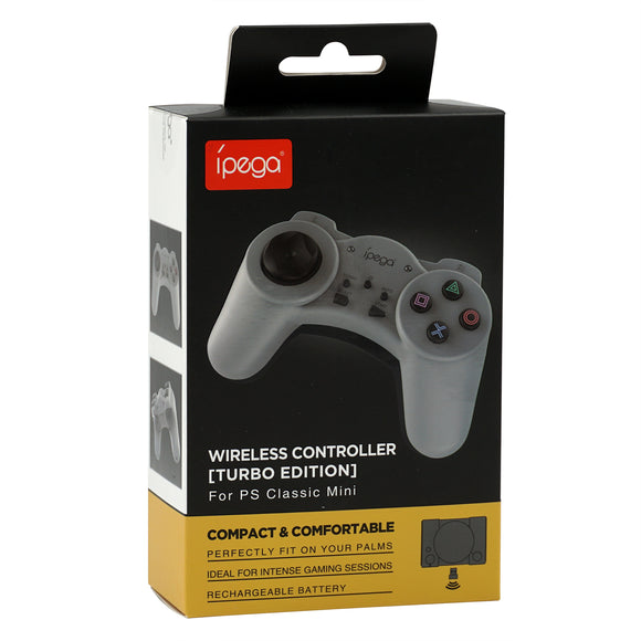 iPega 2.4G Wireless Controller for PSone Mini Console(PG-9122)