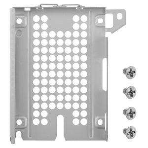 PS3 Hard Drive Cage Rack Mount Bracket Mounting Kit