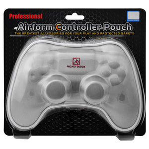 Controller Airfoam Pouch Pocket Bag Protect Case Silver