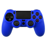Silicone Soft Protect Case Shell Skin Cover Dark Blue