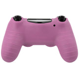 Silicone Soft Protect Case Shell Skin Cover Light Pink