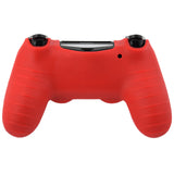 Silicone Soft Protect Case Shell Skin Cover Red