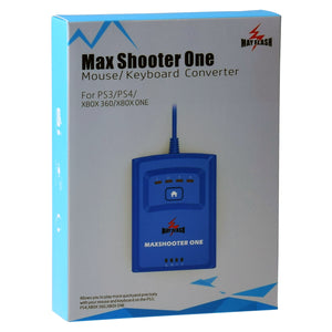 Mayflash Max Shooter ONE Mouse Keyboard Converter Adapter for PS3 / PS4 / XBox 360 / XBox One / Xbox one S