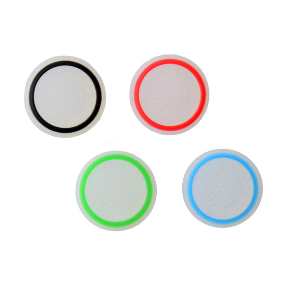 Analog Thumbstick Grip Cap White
