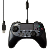 Hori Pad 4 FPS Plus Wired Controller Gamepad Black