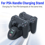 LED Indicator iPega for PS4 Controller Charger PG-9180 USB Dual Charging for PS4 Slim for PS4 Pro Controller Charging Station
