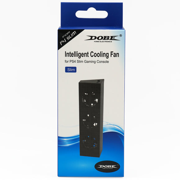 DOBE Intelligent Cooling Fan For PS4 Slim Gaming Console