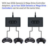 MayFlash for Sega Genesis for Sega Mega Drive Controller Adapter Connect for Nintendo Switch for Windows Gaming Accessories PC