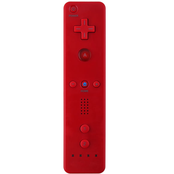 Wireless Remote Controller Deep Red