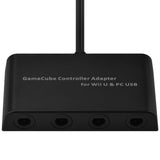 Mayflash 4 Ports For Gamecube Controllers Adapter Converter For WIIU System & PC USB For Nintendo Switch