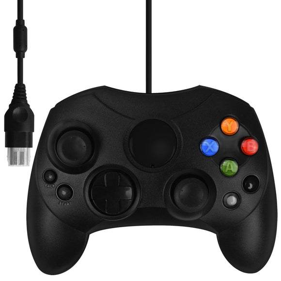 Black Wired Controller Gamepad for Xbox Gen.1