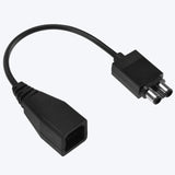 Power Supply Socket Plug Adapter Convert Cable