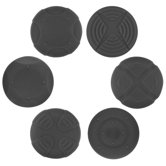 6 in 1 Analog Thumb Cap Set for XBox 360/ XBox ONE/ PS3 / PS4