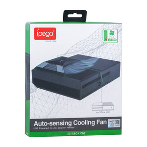 iPega Auto-sensing External Cooling Fan