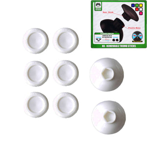 8 In 1 Removable Thumb Stick White