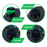6 In 1 For Xbox Series X/Series S Controller Thumb Grips for Thumbsticks for Caps Joystick Grip for Xbox Series S Controller