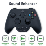 For Xbox Series X Controller Sound Enhancer Adapter For Xbox One with 3.5mm Jack Controller For Xbox Series S Headphone Adapter
