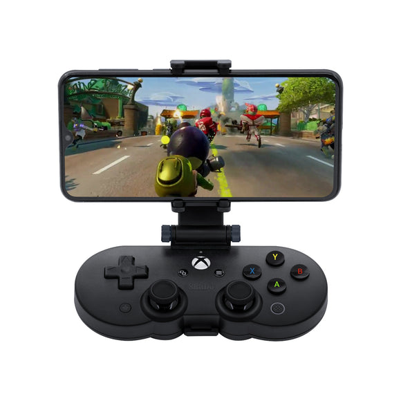 8Bitdo SN30 Pro Bluetooth Controller for Android with Mobile Clip (80DK)