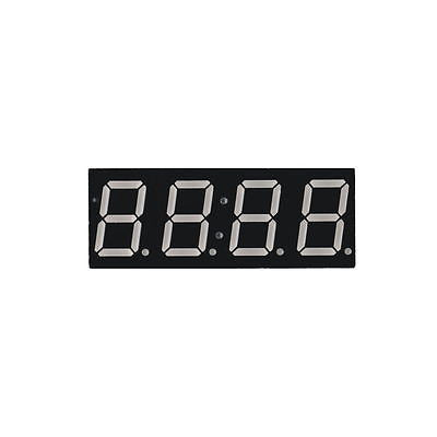 C51 4 Bits Digital Electronic Clock Electronic Production Suite DIY Kits NEW