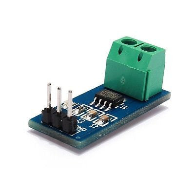20A ACS712 Hall Current Sensor Module for Raspberry Pi Arduino NEW