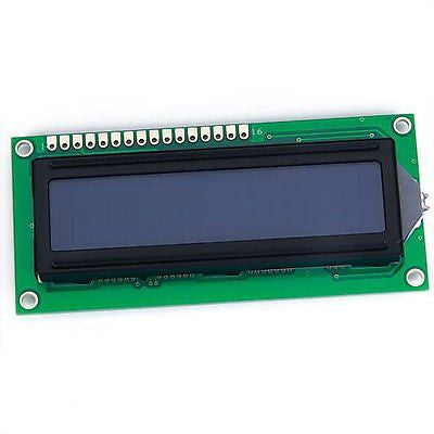 16x2 LCD Module White Characters Blue Backlight 5V 1602A for Arduino Pi