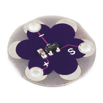 LilyPad Temperature Sensor Compatible