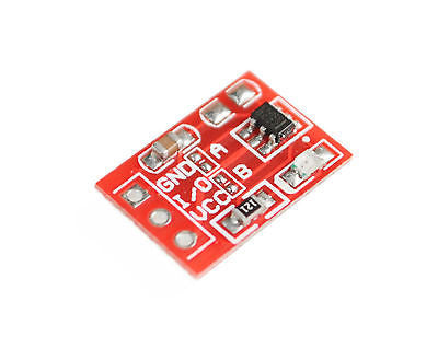 TTP223 Electronics Jog Type Touch Sensor Module Capacitive Touch 2/3/5 PCS